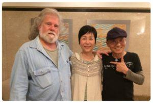 Craig and Mineo and Kumi at Sedona Tour